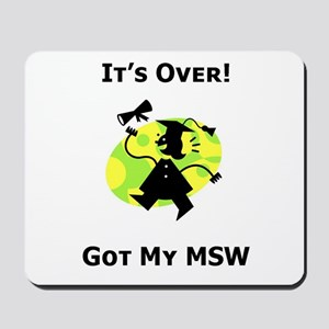 Got My MSW Mousepad